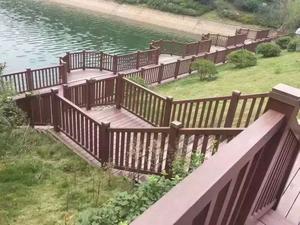 安徽木塑栈道栏杆